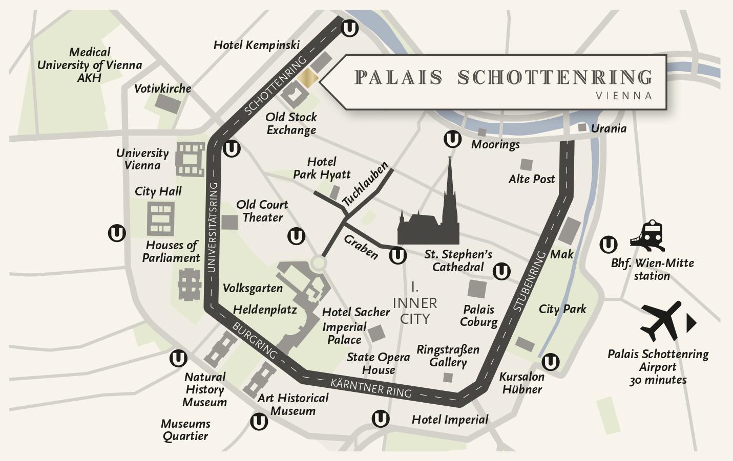 schottenring 1711 a 1010 vienna 43 1 310 12 11 infopalais schottenringcom - Vienna House Plans
